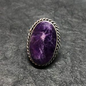 😺🐕NEW!!  Amethyst Ring